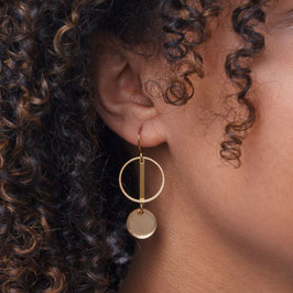 EARRINGS mixed Shapes