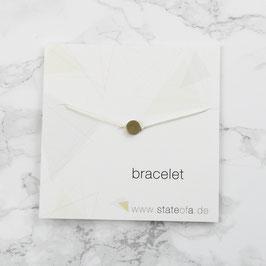 COTTON Bracelet Circle