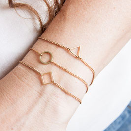 BRACELET geometric Shapes