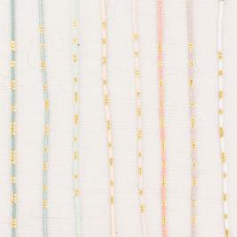 ANKLET Miyuki Beads 24K
