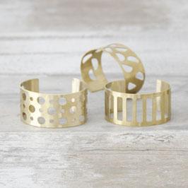CUFF Bracelet Cut Outs