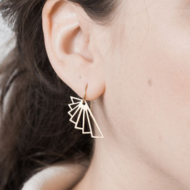 EARRING lasered Fan