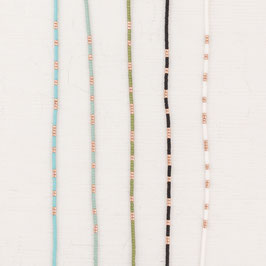ANKLET Miyuki Beads Copper