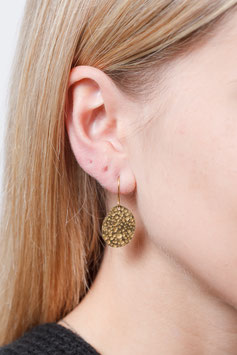 EARRING structured Shape