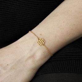 BRACELET geometric Mandala small