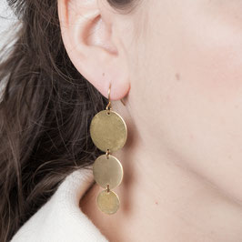 EARRINGS three Circles