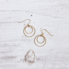 EARRINGS Circles Outlines