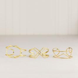 CUFF Bracelet Wire Shapes