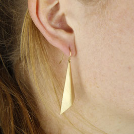 EARRINGS Triangle Shape