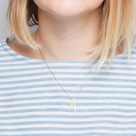 NECKLACE short Bars