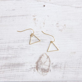 EARRING Simple Triangle