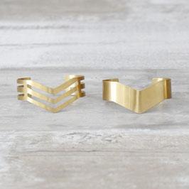 CUFF Bracelet Triangle