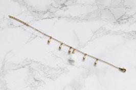 Cotton Collection Tassel Bracelet Drops