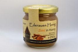 Zimt in Honig
