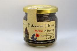 Mohn in Honig