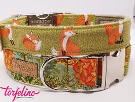 Herbstwald/ Fuchsband