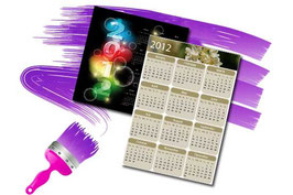 Карманный календарь 70х100мм