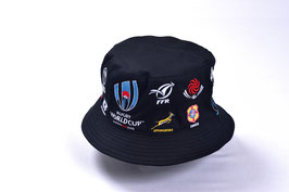 RWC2019™ 20 UNIONS COLLECTION ハット BLK