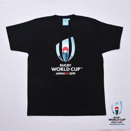 ラグビーワールドカップ2019™ ロゴTシャツ BLK
