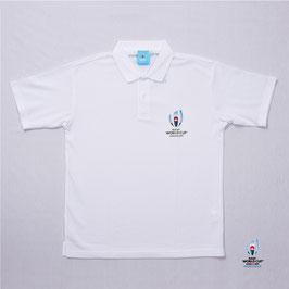 ラグビーワールドカップ2019™ ロゴポロシャツ WHT