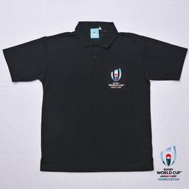 ラグビーワールドカップ2019™ ロゴポロシャツ BLK