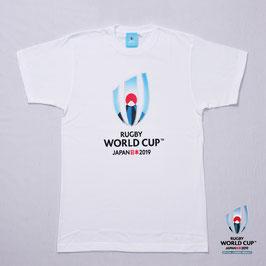 ラグビーワールドカップ2019™ ロゴTシャツ WHT