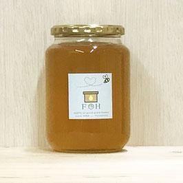 国産れんげ蜂蜜(1000g)