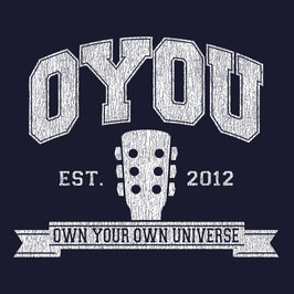 T-Shirt! Official OYOU Navy Crew Neck