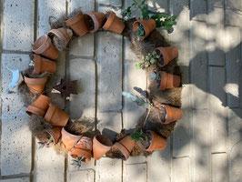 OYOU Art Class! Sunday November 21st @ 1:00PM! Making Homemade Wreaths @ Wilory Farm