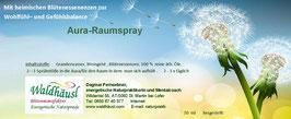 BLÜTENSPRAY (Aura-Raum-Spray)