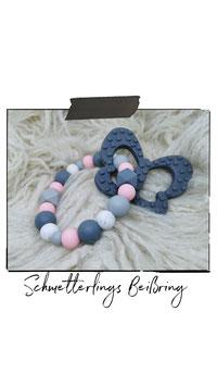 """""""Schmetterling"""" Beißring"""