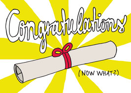 Congratulations (now what?)