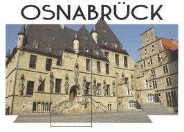 Postkarte - Rathaus fL0024