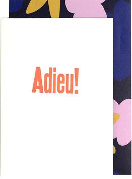 Adieu!