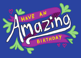 Have an amazing birthday