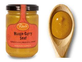 Mango Curry Senf 140g Glas