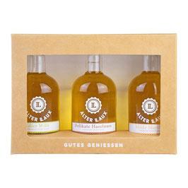 Alter Laux - Geschenkset 3 x 50 ml