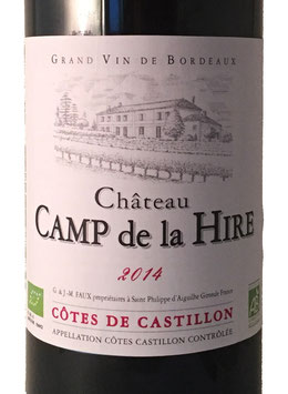 Bordeaux Camp de la Hire 12,5%vol 750ml Fl.