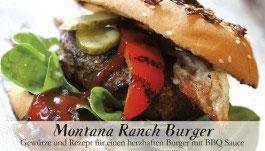 Montana Ranch Burger 1Stck