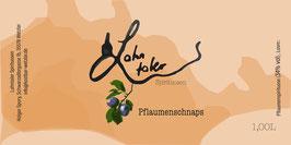 Lahntaler Pflaumen-Schnaps 35 % Vol.