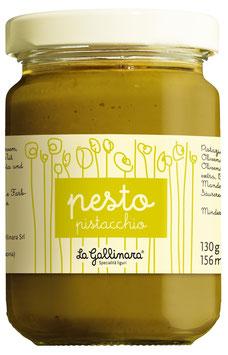 Pesto di pistacchio 130g Glas