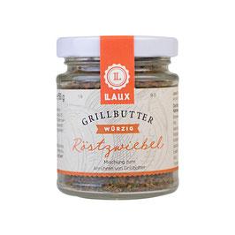 Röstzwiebel Grillbutter - 50g Glas