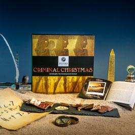 """""""Die Stollenaffäre"""" Adventskalender Criminal Christmas - mit Buch!"""