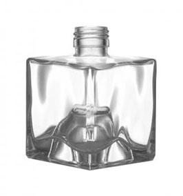 Mystic Glas-Motiv-Flasche 250ml 1 Stck.