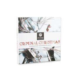"""Adventskalender Criminal Christmas """"Das Schokoladenkomplott"""" - mit Buch! 255g"""