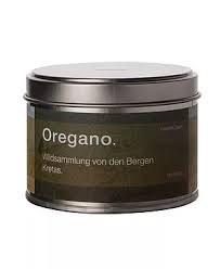 Oregano aus Wildsammlung 20g Dose