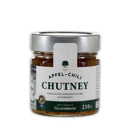 Apfel-Chili Chutney 210g Glas