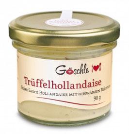 Trüffel Hollandaise 90g Glas