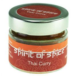 Thai Curry gemahlen, scharf 32g Glas