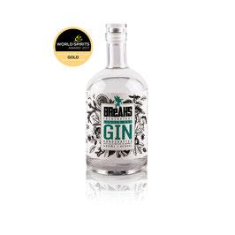 Breaks Premium Dry Gin 44% Vol 500ml  Flasche